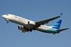 Garuda Indonesia Boeing 737-800 PK-GFJ
