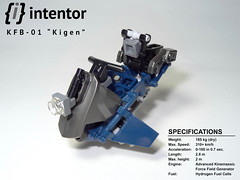 Intentor Inc. KFB-01 Kigen Prototype