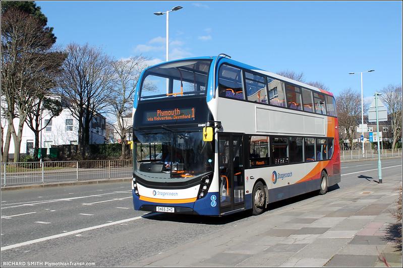Stagecoach 10489 SN65ZHD