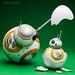 BB-8 : Baby BB-8 Hatches. by Randy Santa-Ana