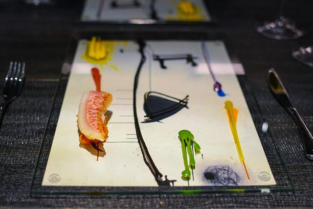 Rouget: bouillabaisse, Miró June 2, 1973