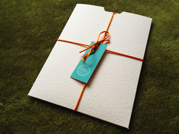 Envelope by Colin Grist