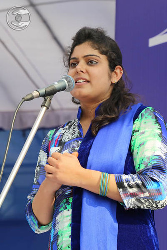 Rama Kathuria from Amritsar expresses her views