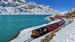 Bernina Express - Grigioni - Svizzera