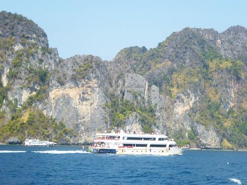 Route maritime-Koh Phi Phi-Krabi (5)