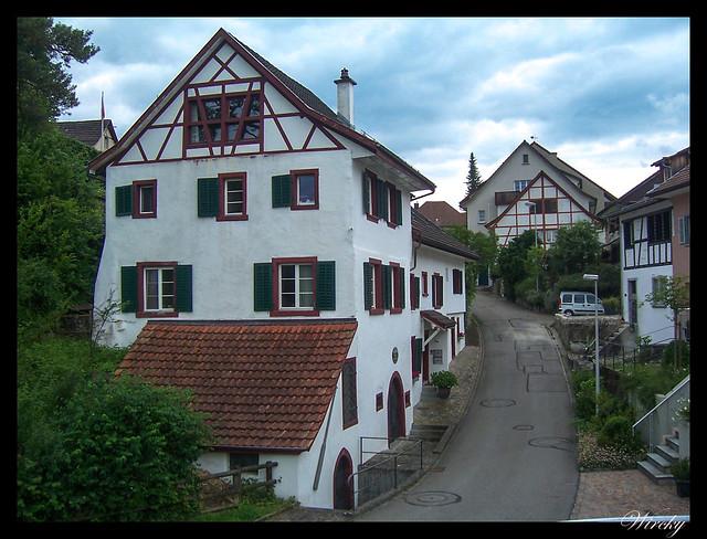 Qué ver qué hacer suiza Bad Zurzach - Casas de Bad Zurzach