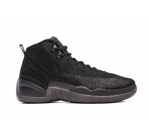"Air Jordan 12""OVO"" Black"