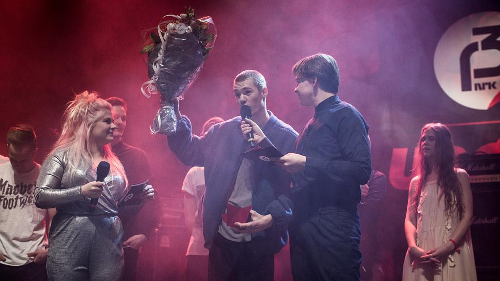 Årets Urørt Cezinando - Urørtfinalen 2016
