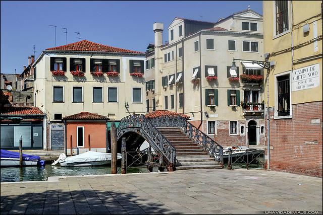 Venecia Gheto Judio