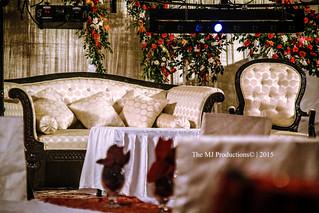 Wedding Stage!