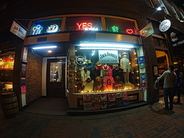 Jack Daniel's Store