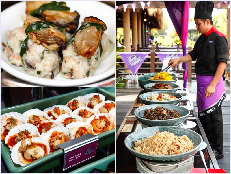 Pullman Putrajaya Epic Brunch Cooked Dishes