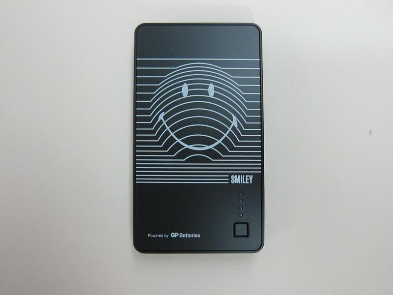 GP x Smiley Special Edition PowerBank - Front