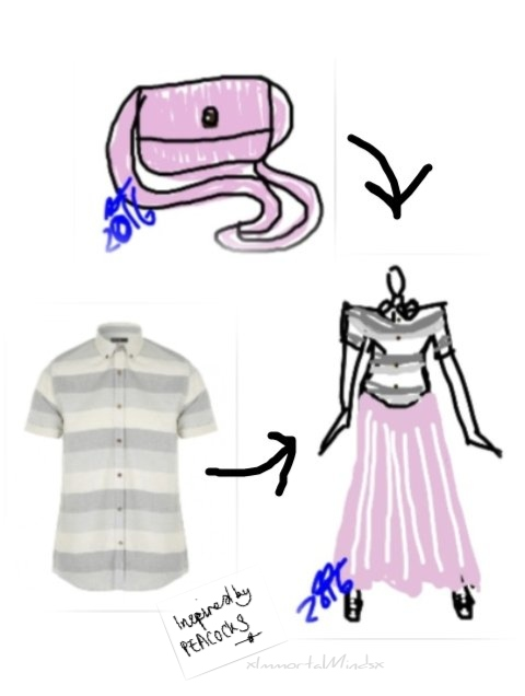 CREATE AN OUTFIT: SHIRT