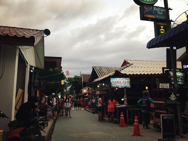Koh Lipe: Market Street