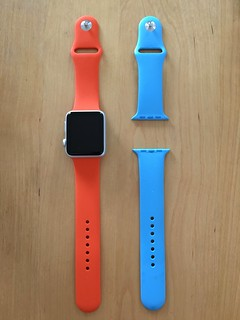 apple watch belts
