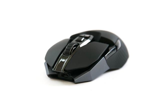 羅技頂級遊戲滑鼠 G900 CHAOS SPECTRUM 無線有線雙用遊戲滑鼠 @3C 達人廖阿輝