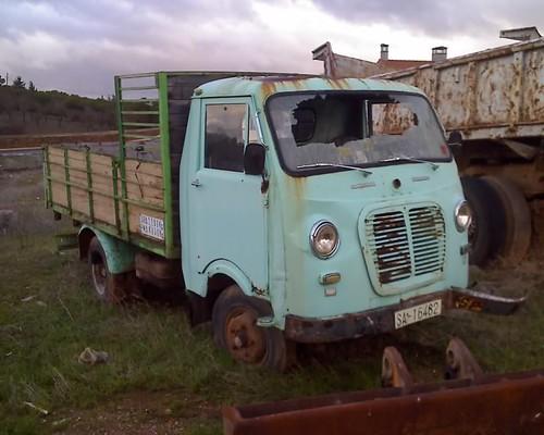 camió Avia primer model Salamanca