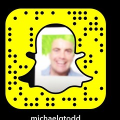 Getting into Snapchat hope we can connect on there am looking forward to your snaps. Michaelqtodd is username