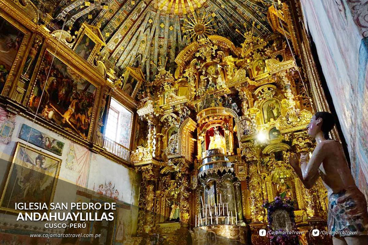 """Capilla Sixtina de América"""" y Patrimonio de la Humanidad por UNESCO."""