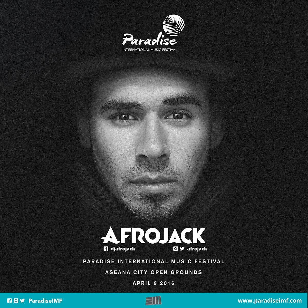 Paradise Afrojack