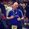 Finished #Providence half marathon in under 1:50 - time pending.