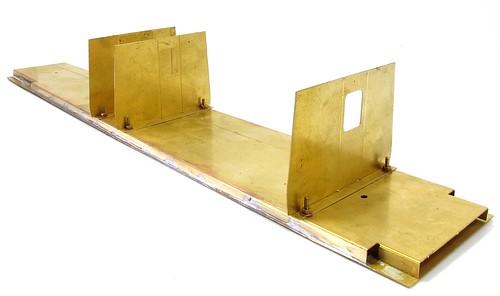 Railcar floor