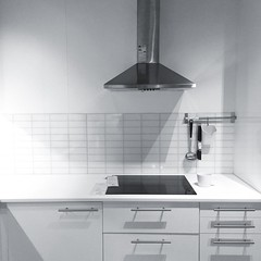 White Kitchen - Free For Commercial Use - FFCU