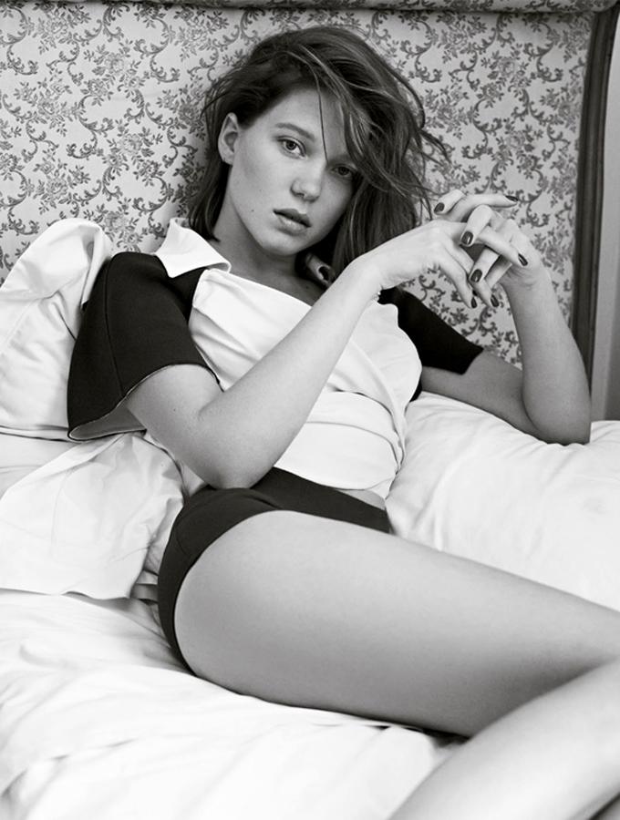Самая красивая актриса французского кино современности