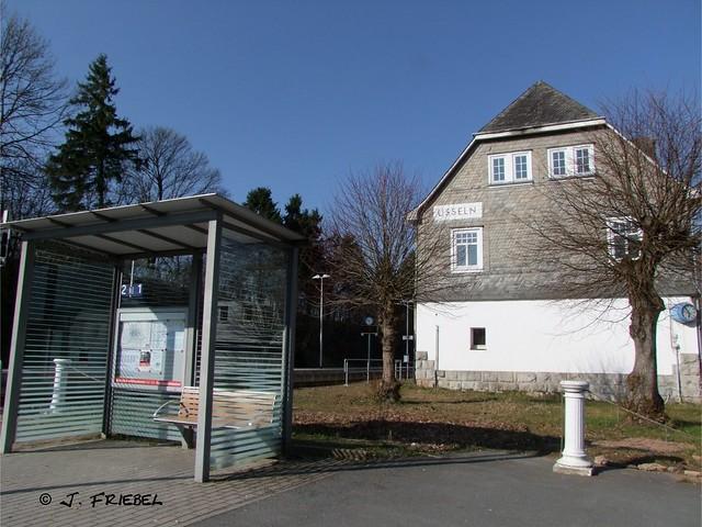 Wandertour 09.04.2016 Usseln - Diemelsee