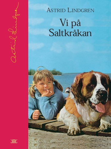 Astrid Lindgren, Vi på Saltkråkan