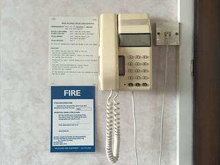 Telephone, Westport Motel