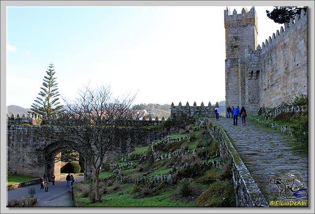 Fortaleza de Monterreal en Baiona (1)