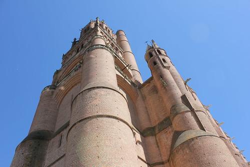 Glockenturm Albi