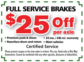 7- Eng. Full Service Brakes - Rite Way Spring AD7