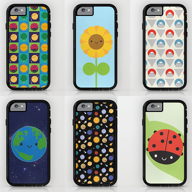 Adventure iPhone cases at Society6