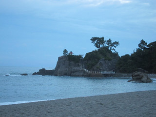 Image of 桂浜. beach japan jp kochi kōchiken kōchishi
