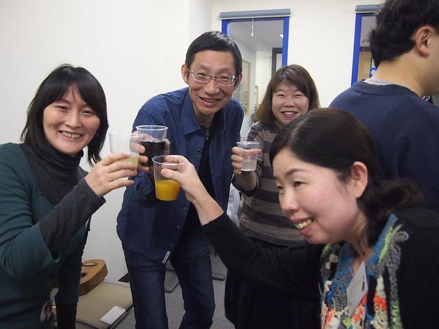 【OUS特別企画】応援演奏会&忘年会2015.12.26_29