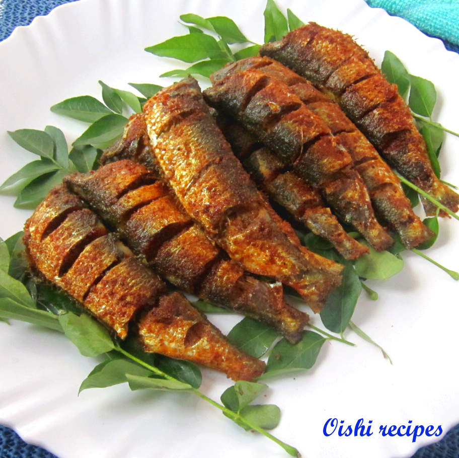 Mathi/ Chaala/ Sardine fish curry