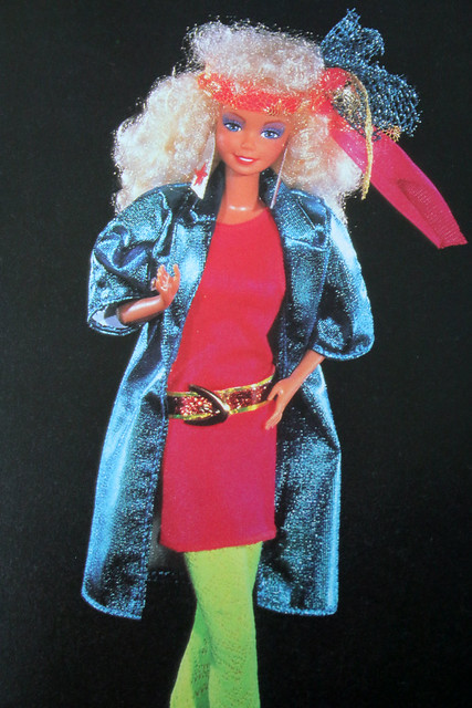 Images from Barbie: What a Doll