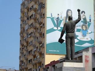 Bilde av Eduardo Mondlane. architecture architektur mozambique maputo mosambik eduardomondlane