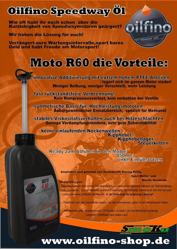 Flyer Moto R60.