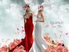 Elegance - Gown Flower AD