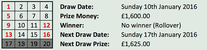 Lottery 10Jan