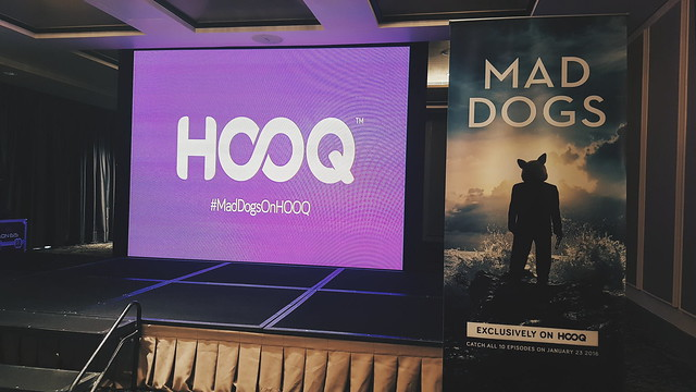 Mad Dogs on HOOQ