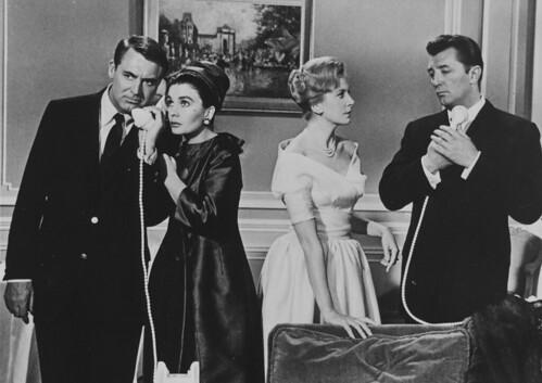 The Grass Is Greener - Promo Photo 5 - Cary Grant, Jean Simmons, Deborah Kerr, Robert Mitchum