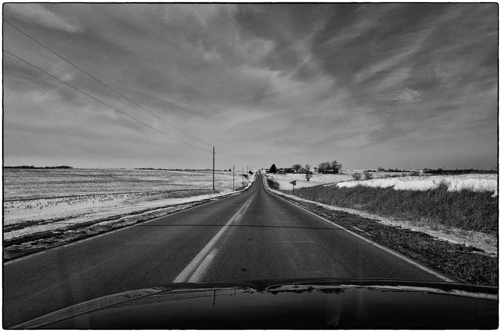 Church Road, Nebraska, January 05, 2016