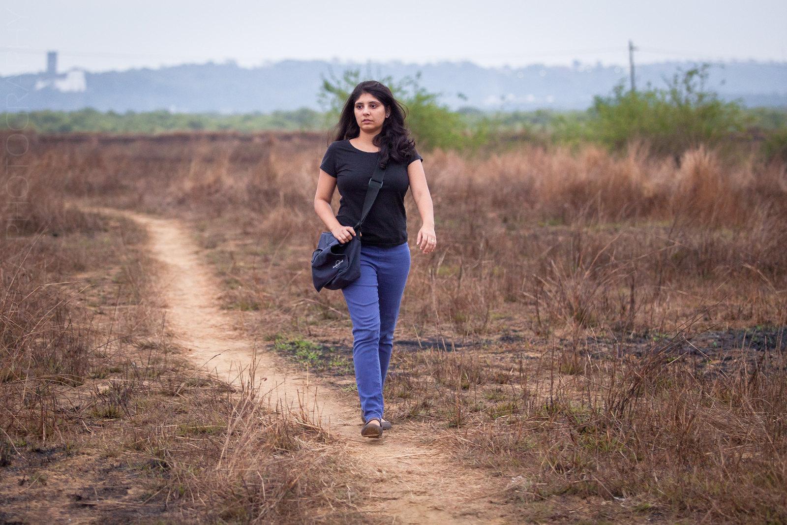 Priya at Divar