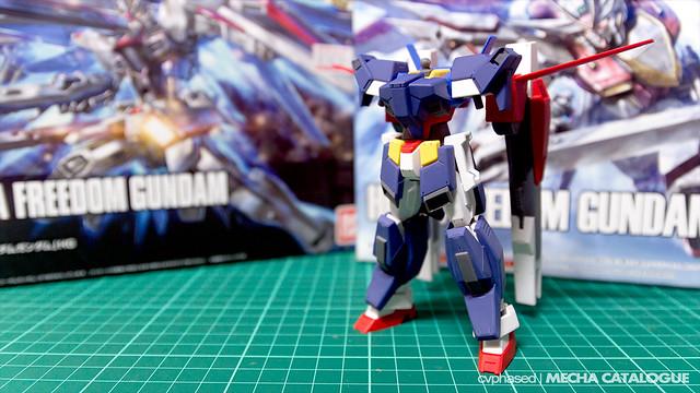 HG Gundam AGE-1 Full Glansa - Work in Progress #2