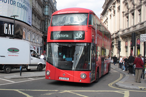 Arriva London North LT230 LTZ1230